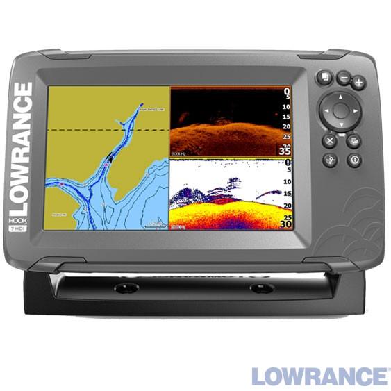 Ехолот / картплоттер Lowrance HOOK2 7 TripleShot