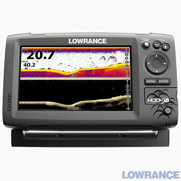 Lowrance HOOK-7x