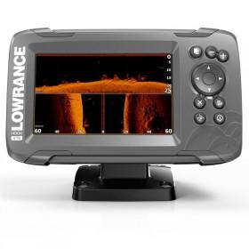 Эхолот / картплоттер Lowrance HOOK2 5 TripleShot