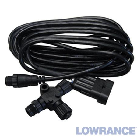 Интерфесный кабель Lowrance для двигателя Evinrude
