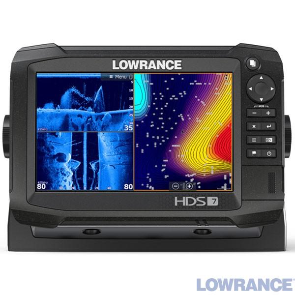 Эхолот / картплоттер Lowrance HDS-7 Carbon