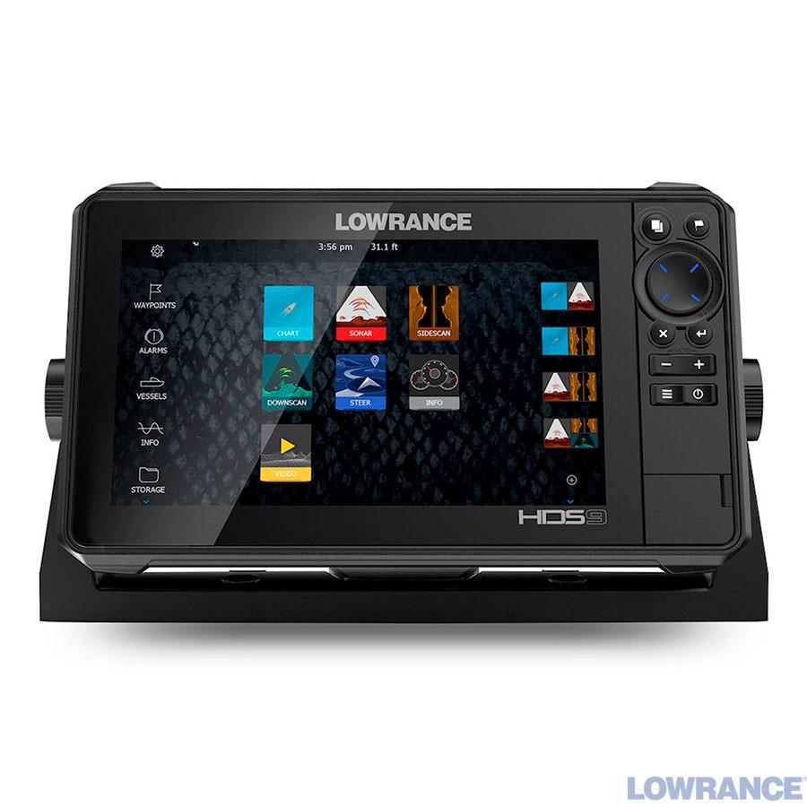 Ехолот / картплоттер Lowrance HDS 9 Live з Active Imaging 3-в-1