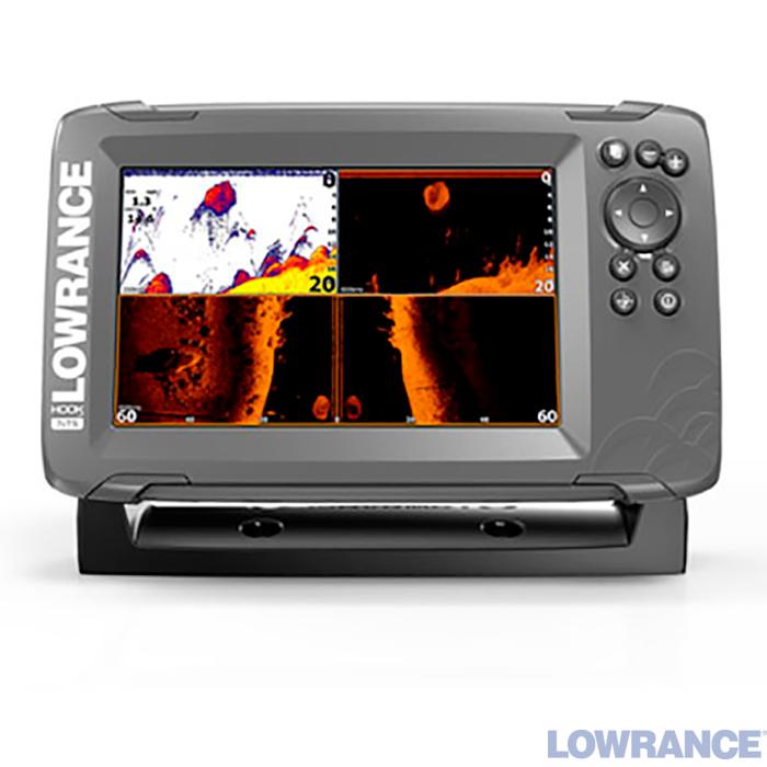 Ехолот Lowrance HOOK2 7x TripleShot