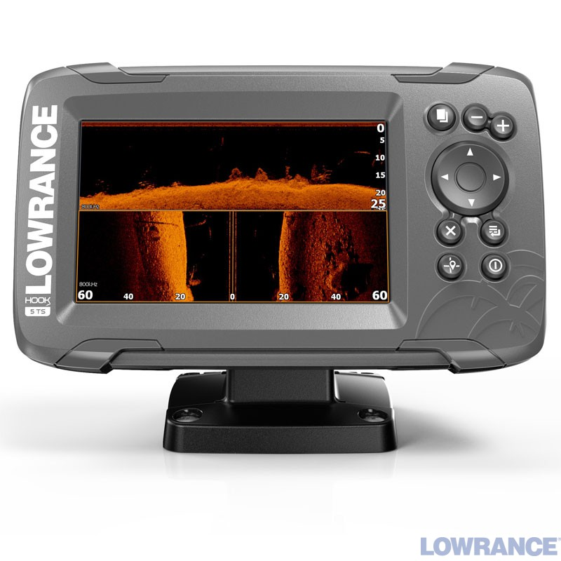 Ехолот / картплоттер Lowrance HOOK2 5 TripleShot
