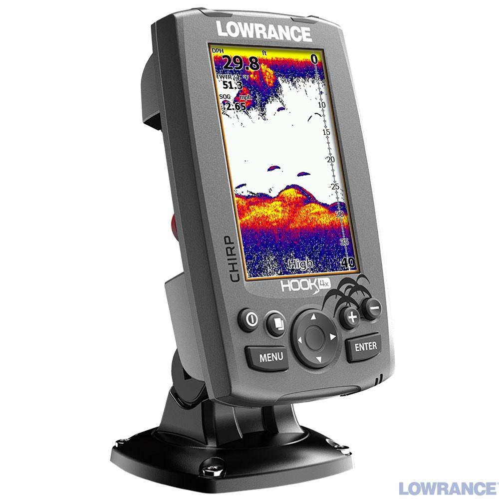 Lowrance HOOK-4x