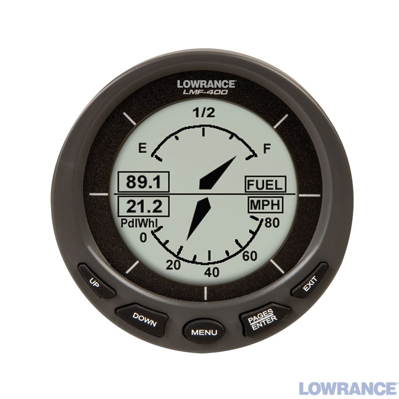 дисплей приборной панели LMF-400