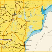 Карта Navionics Дунай 5G611S2