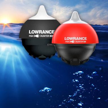 Серія Lowrance FishHunter