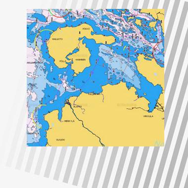 Карти для картплоттерів, морських навігаторів - Navionics, C-MAP