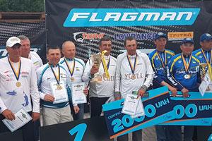 Чемпіонат України по ловлі хижої риби